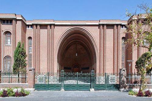 نمایشگاه موزه لوور در تهران